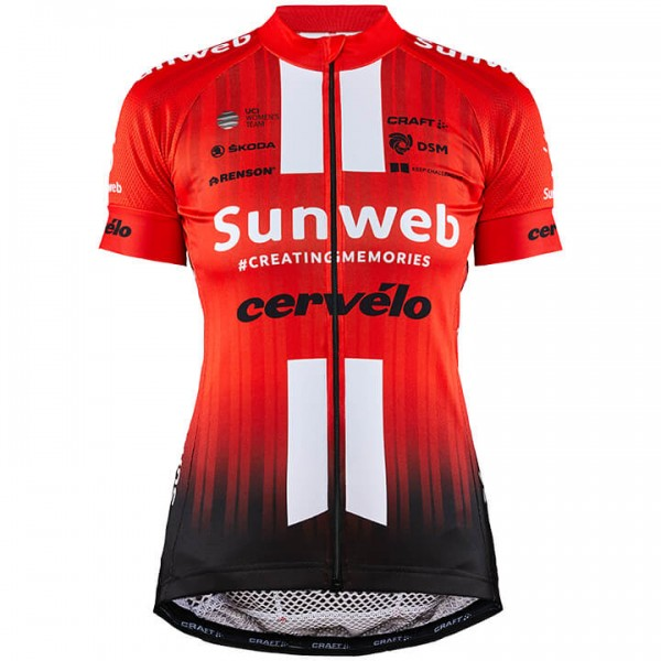 Maillot manches courtes TEAM SUNWEB 2019