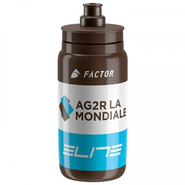 Bidon ELITE Fly 550ml AG2R 2018