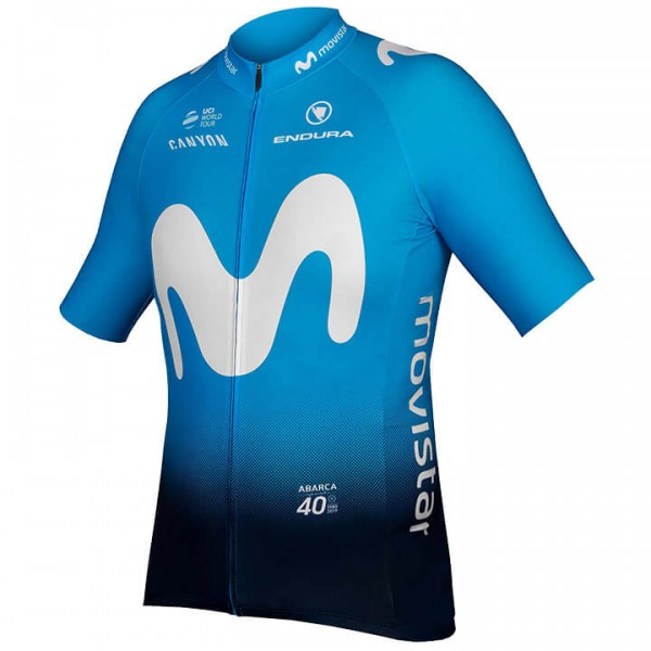 Maillot manches courtes MOVISTAR TEAM 2019