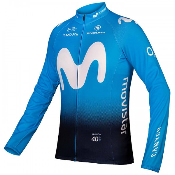 Maillot manches longues MOVISTAR Team 2019
