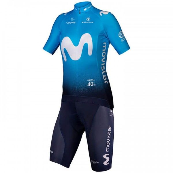 Set (2 pièces) MOVISTAR TEAM 2019