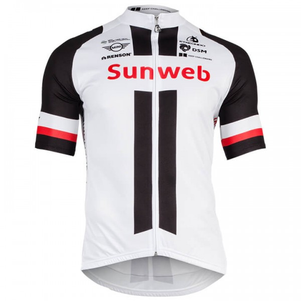 Maillot manches courtes TEAM SUNWEB Performance 2018