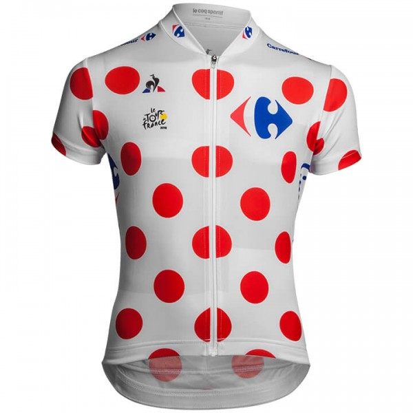 Maillot à pois rouge Tour de France 2018