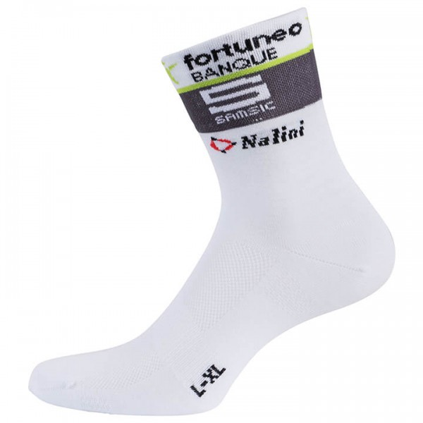 Chaussettes TEAM FORTUNEO- SAMSIC 2018
