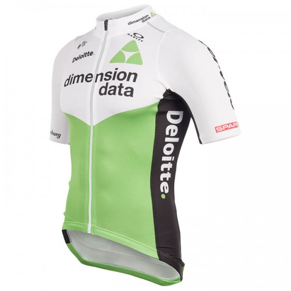 Maillot manches courtes TEAM DIMENSION DATA Race 2018