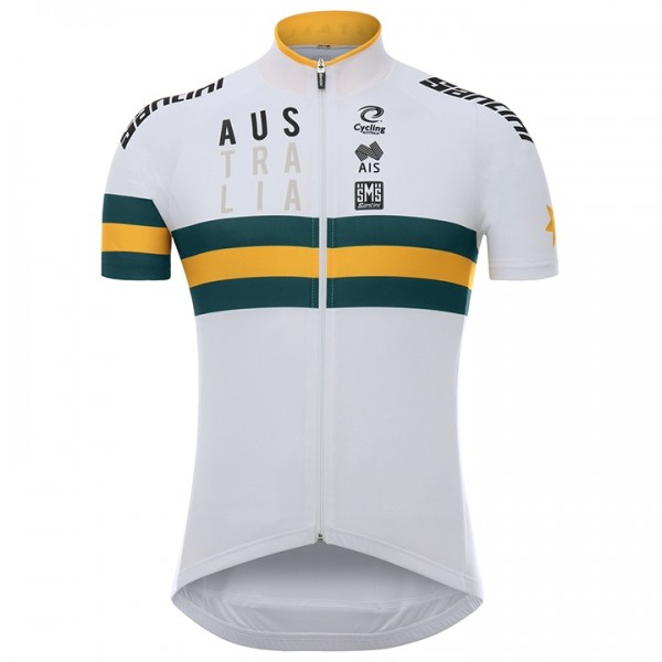 Maillot manches courtes CYCLING AUSTRALIA 2018