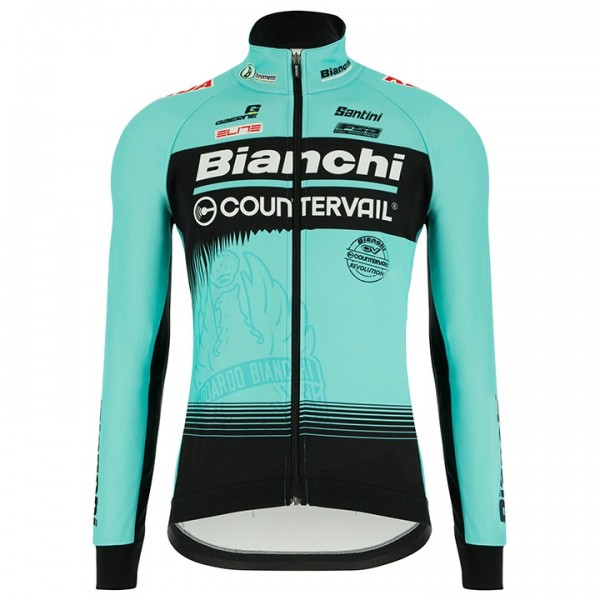 Veste hiver BIANCHI COUNTERVAIL 2018