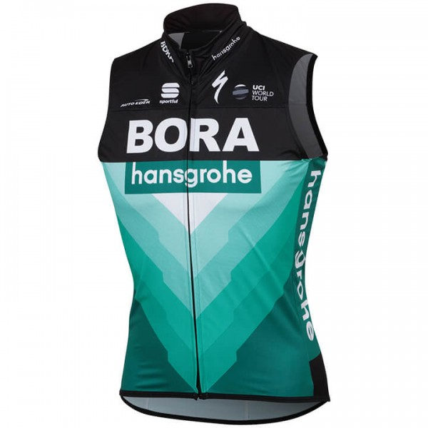 Gilet coupe-vent BORA-hansgrohe 2019