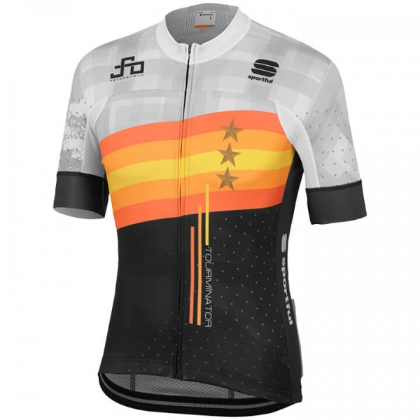 Maillot manches courtes Team PETER SAGAN STARS 2019