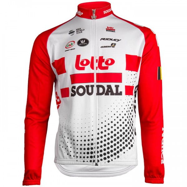 Maillot manches longues Lotto Soudal 2019