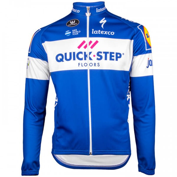 Maillot manches longues QUICK- STEP FLOORS 2018
